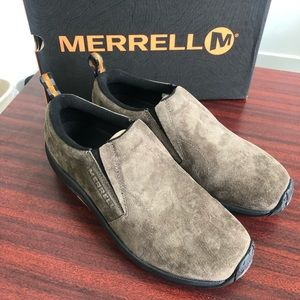 Merrell jungle moc gunsmoke Mens